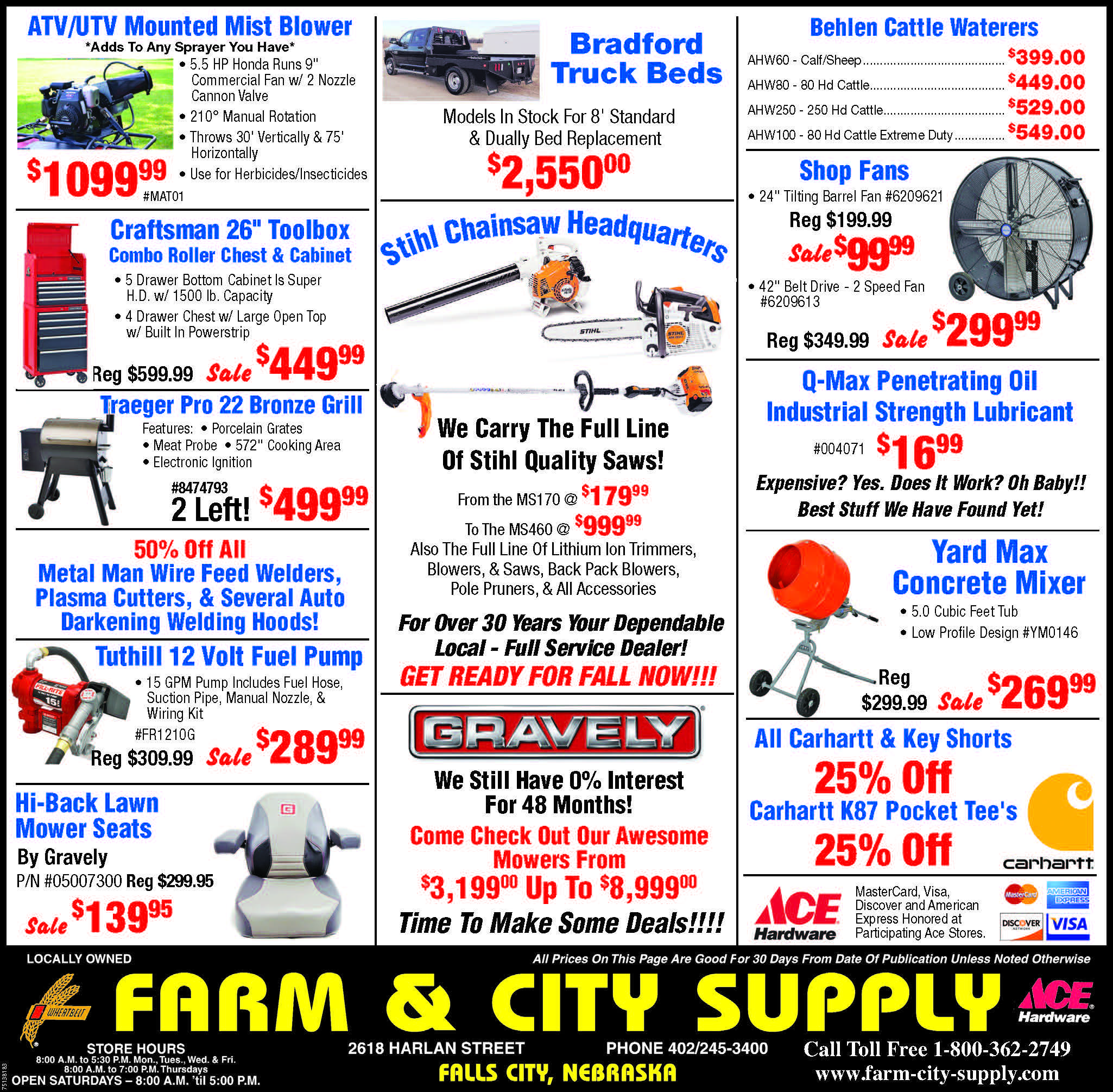 Farm and City Supply